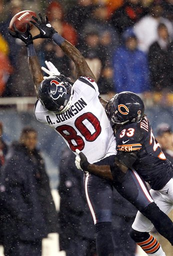Charles Tillman, Andre Johnson