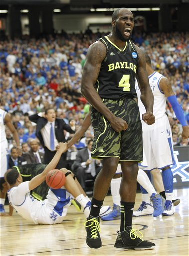 NCAA Kentucky Baylor Basketball