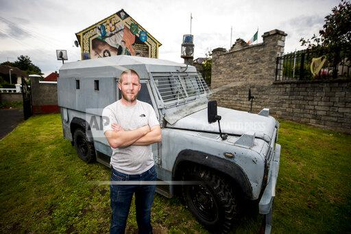 RUC Land Rover reused