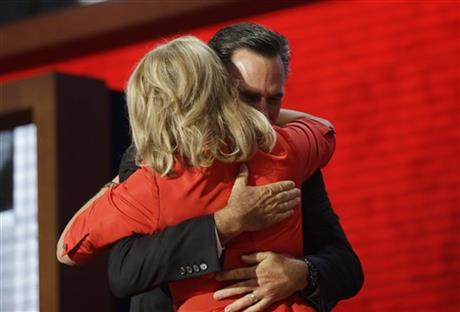 Ann Romney, Mitt Romney