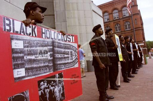 Associated Press Domestic News Dist. of Columbia United States NEW BLACK PANTHERS