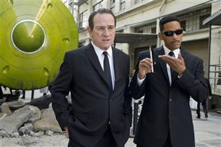 Will Smith;Tommy Lee Jones