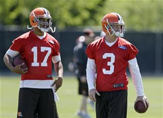 Jason Campbell, Brandon Weeden