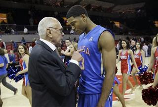 Shaquille Harrison,  Larry Brown