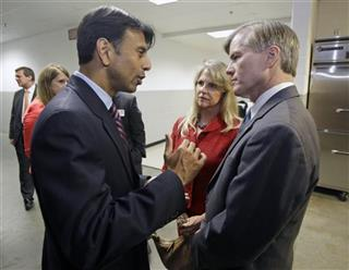 Bob McDonnell, Maureen McDonnell, Bobby Jindal