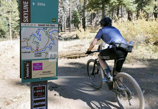 National Parks Electric Bikes