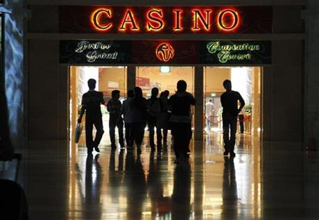 Singapore Asia Gambling on Casinos