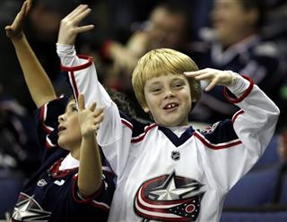 Blue Jackets Tickets Hockey