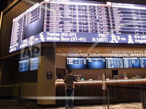 Sports Betting-NJ