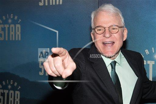 "inVision Charles Sykes/Invision/AP a ENT NY USA INVW ""Bright Star"" Broadway Opening Night"