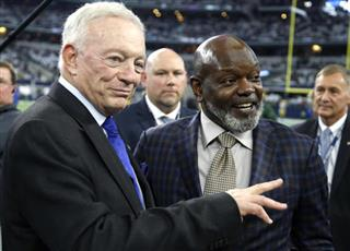 Jerry Jones, Emmitt Smith
