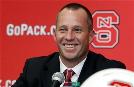 NC State Doeren Football