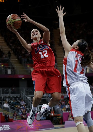 Diana Taurasi,Ma Zengyu