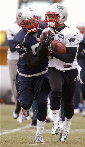 Jerod Mayo, Shane Vereen