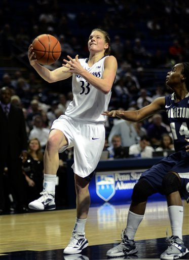 Georgetown Penn State Basketball
