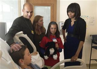 Boston Marathon Boy Recovering