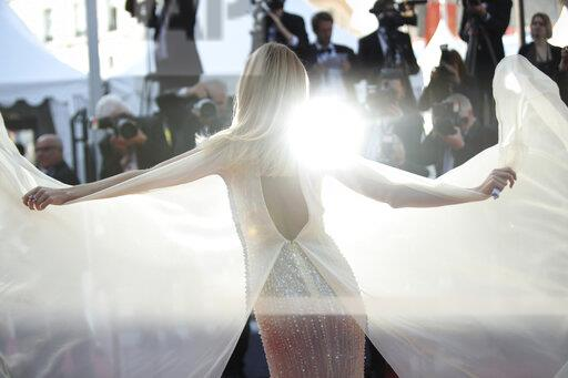 APTOPIX France Cannes 2019 The Traitor Red Carpet