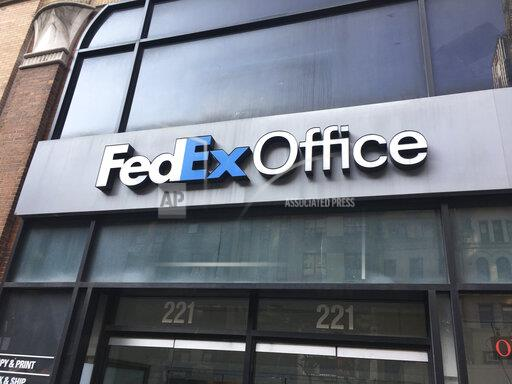 FedEx shares surge on strong 1st quarter results - 9/15/20