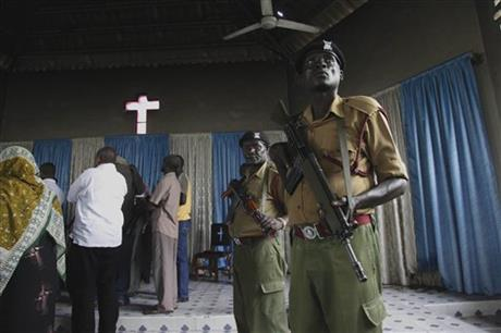 Kenya Slain Muslim Cleric