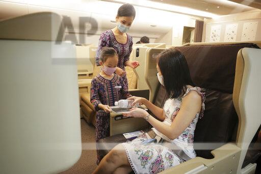 Singapore Airlines - Inside SIA Tour