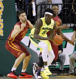 Johnathan Motley, Georges Niang, Deonte Burton
