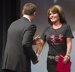Chris W. Cox, Sarah Palin
