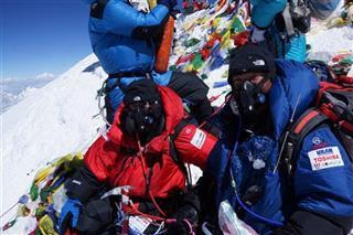 Nepal Everest Octagenarians
