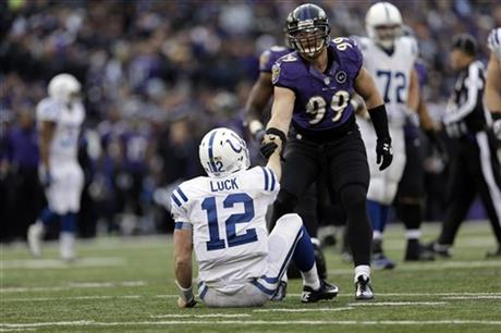 Andrew Luck, Paul Kruger