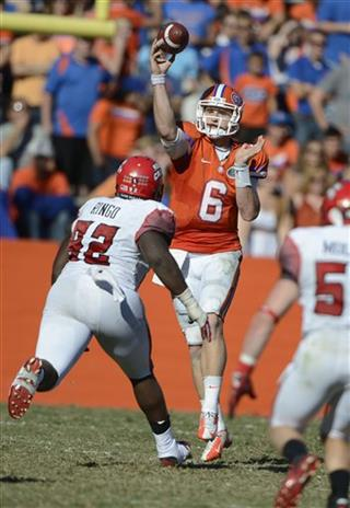 Christian Ringo, Jeff Driskel