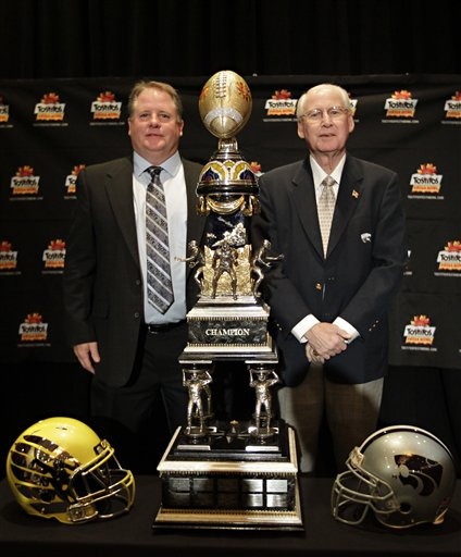 Chip Kelly, Bill Snyder