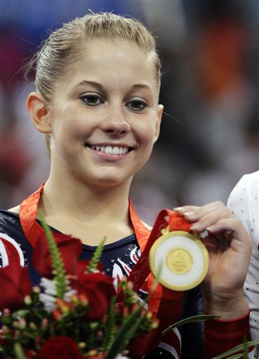 Johnson Retires Gymnastics