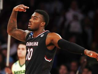 NCAA South Carolina Baylor Basketball