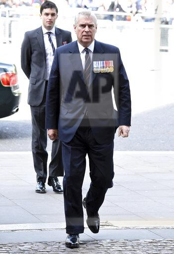 Prince Andrew turns 60 years old amid scandal - 2/19/20