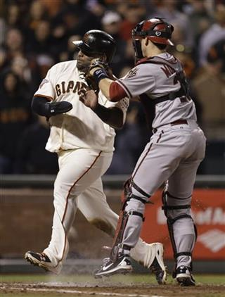 Miguel Montero, Pablo Sandoval