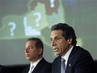 Andrew Cuomo, Howard Glaser