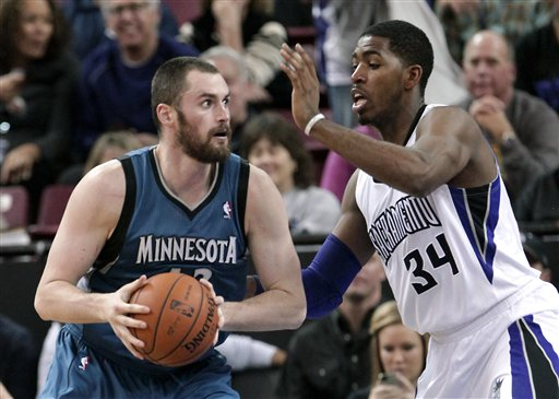 Kevin Love, Jason Thompson