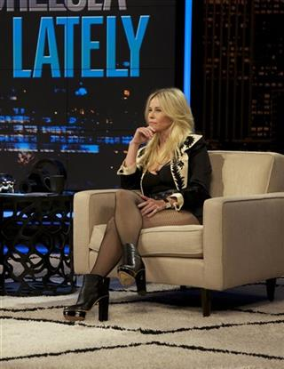 Chelsea Lately - Season 2012