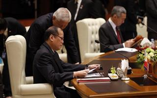 Benigno Aquino III, Lee Hsien Loong,