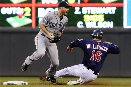 Josh Willingham, Dustin Ackley