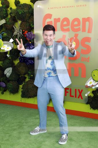 "LA Premiere of ""Green Eggs and Ham"""