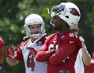 Jay Feely, Patrick Peterson