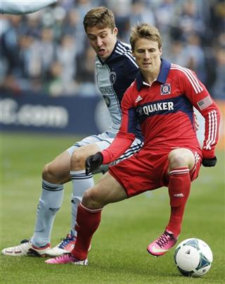 Chris Rolfe, Matt Besler