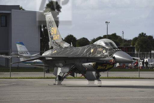 Fort Lauderdale Air Show Press Day