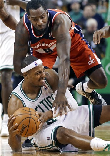 Paul Pierce, Martell Webster