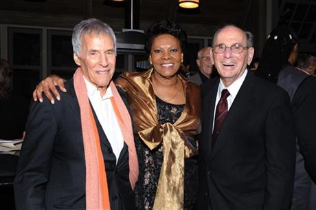 Bert Bacharach, Dionne Warwick Honor Hal David in Musical Tribute