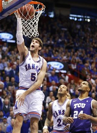 Jeff Withey, Adrick McKinney