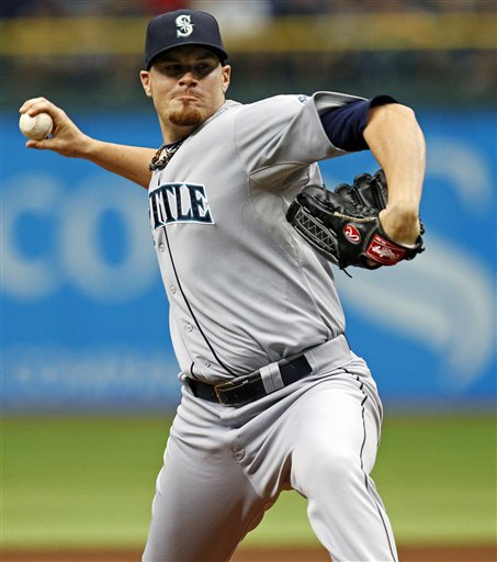 Blake Beavan