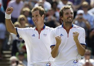 Richard Gasquet, Julien Benneteau