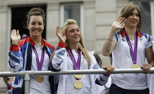 London Olympics Parade