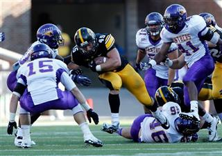 Northern Iowa Iowa Football